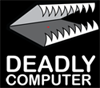 Deadly Computer Logo